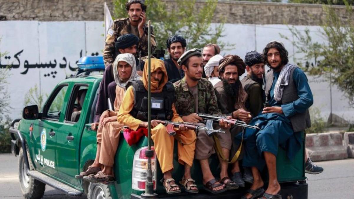 Los talibanes recuperaron el control de Afganistán desde agosto.