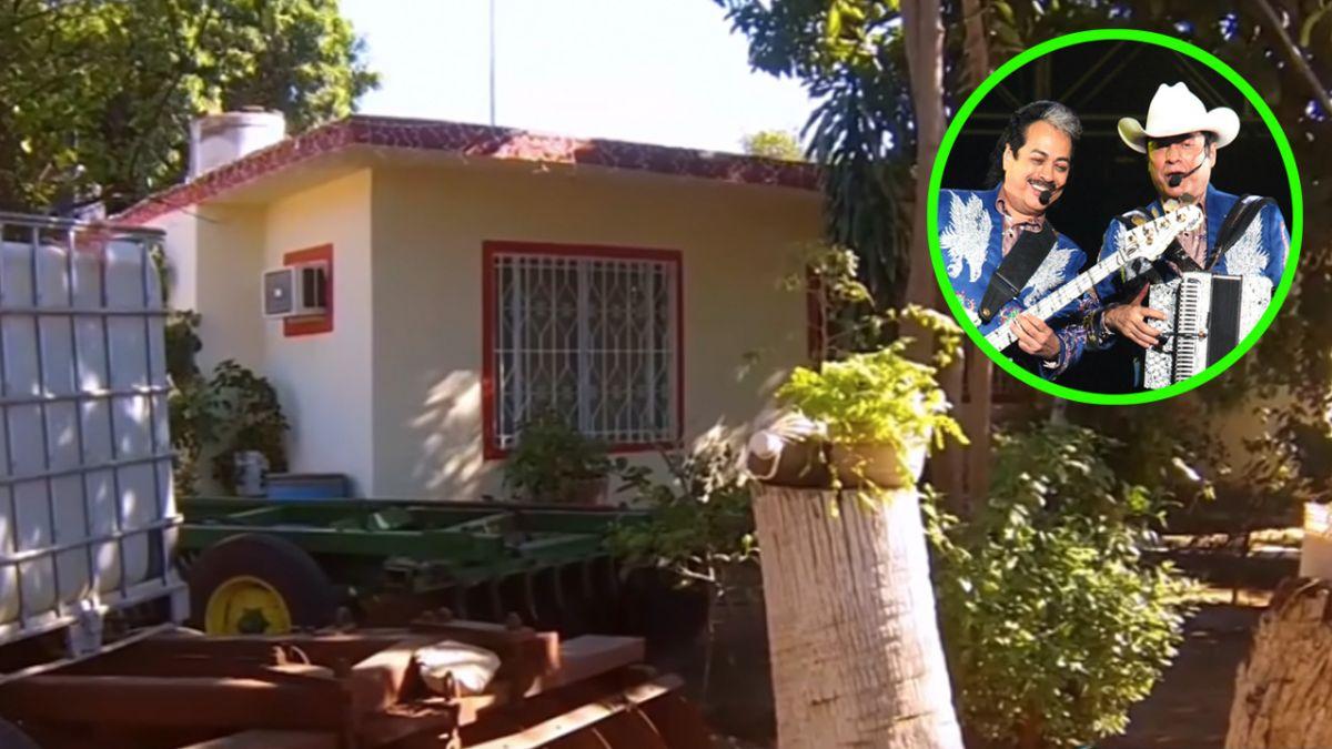 El youtuber Margarito llevó a sus seguidores a conocer las casas que vieron nace a Los Tigres del Norte.
