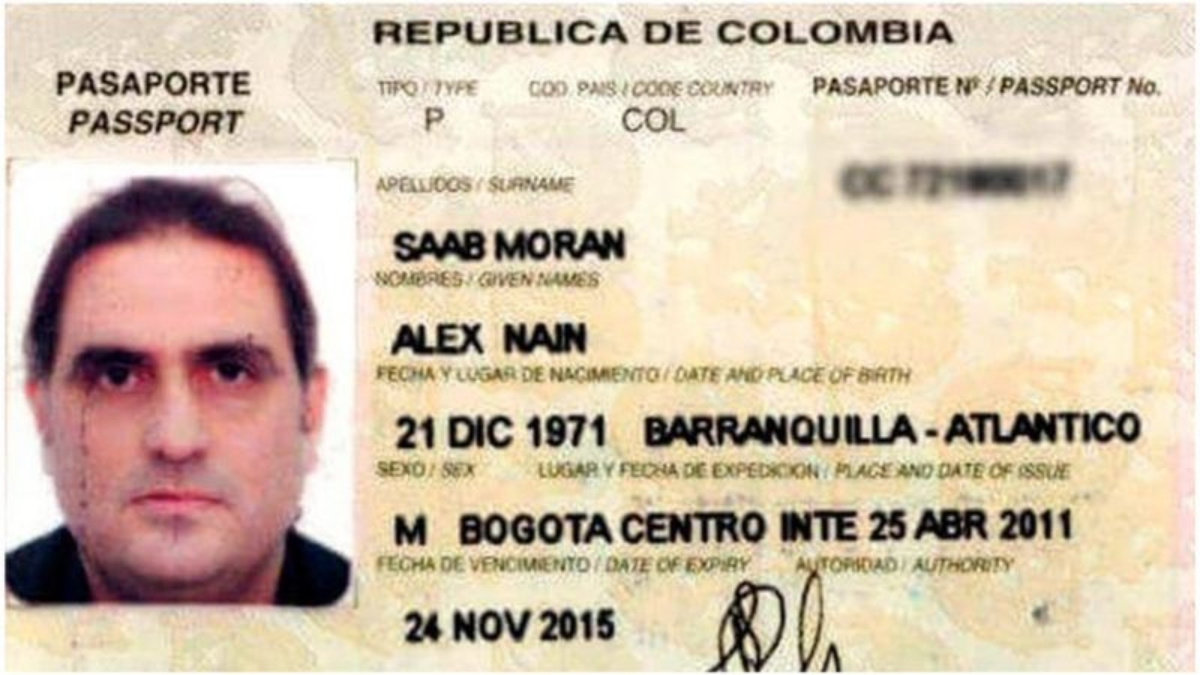 Alex Saab: The businessman linked to Nicolás Maduro and accused of corruption is extradited to the United States