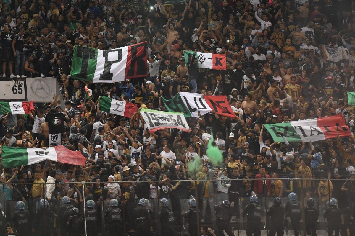 Lamentable: Una fuerte pelea entre aficionados manchó la victoria de México 3-0 ante Honduras [VIDEO]
