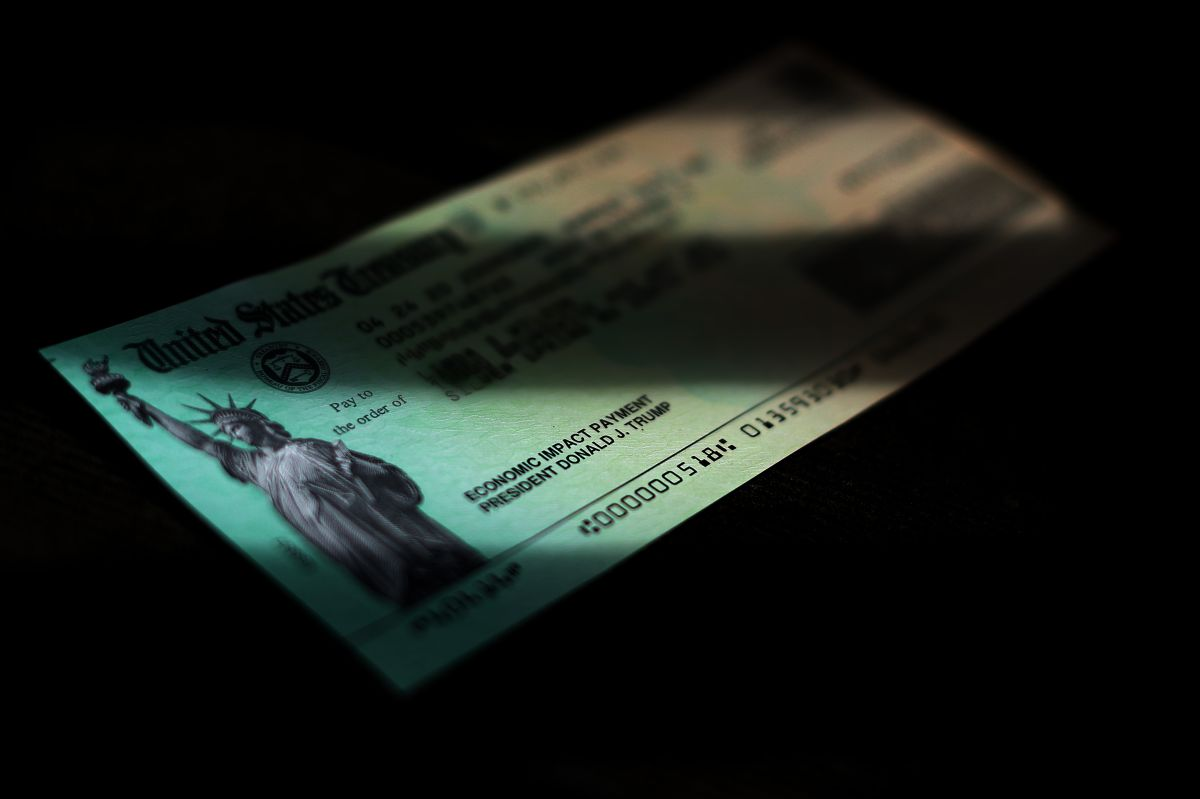Stimulus Check: An IRS flaw mistakenly identified people as residents of the US territory.