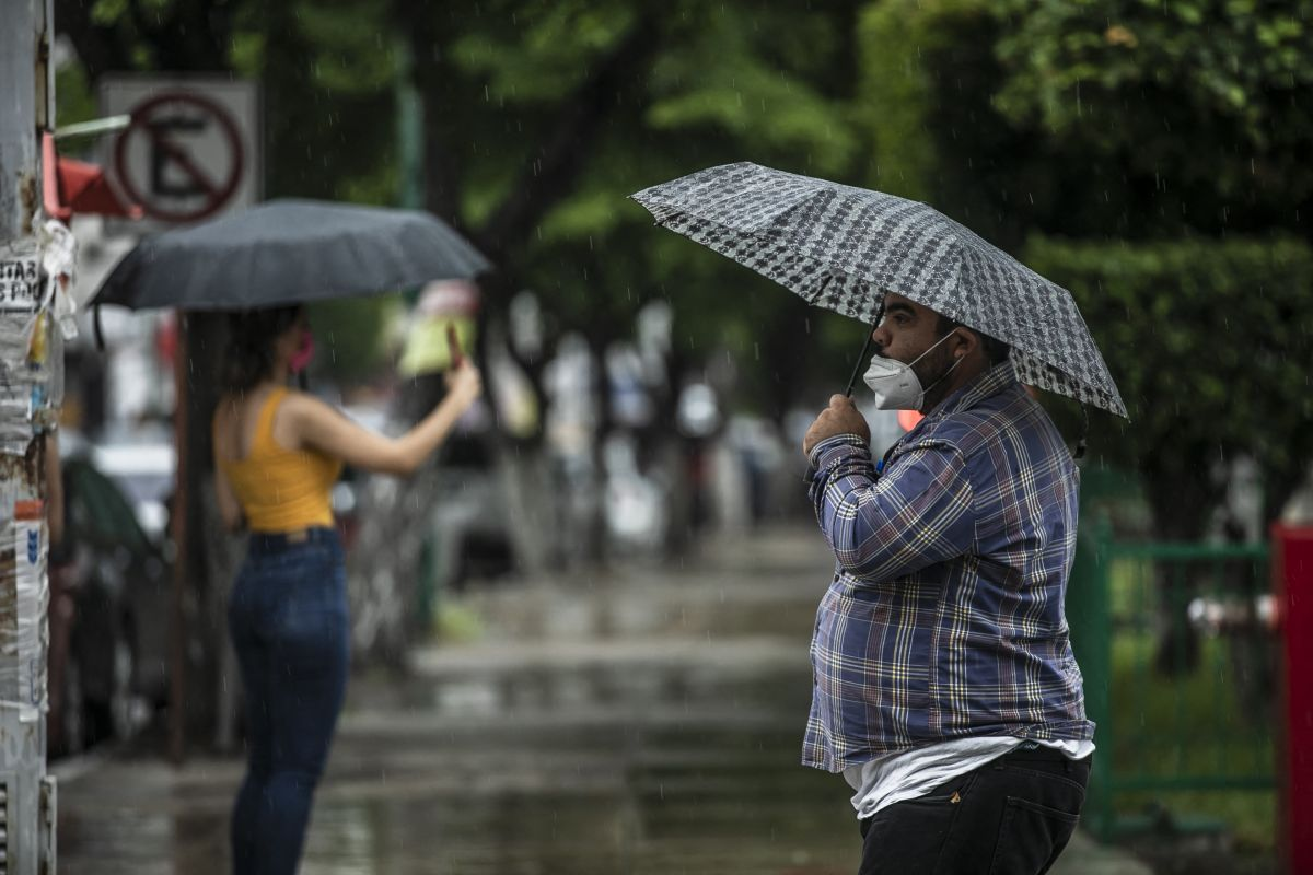 Pamela tocará tierra en Sinaloa como una tormenta tropical el miércoles, según expertos.