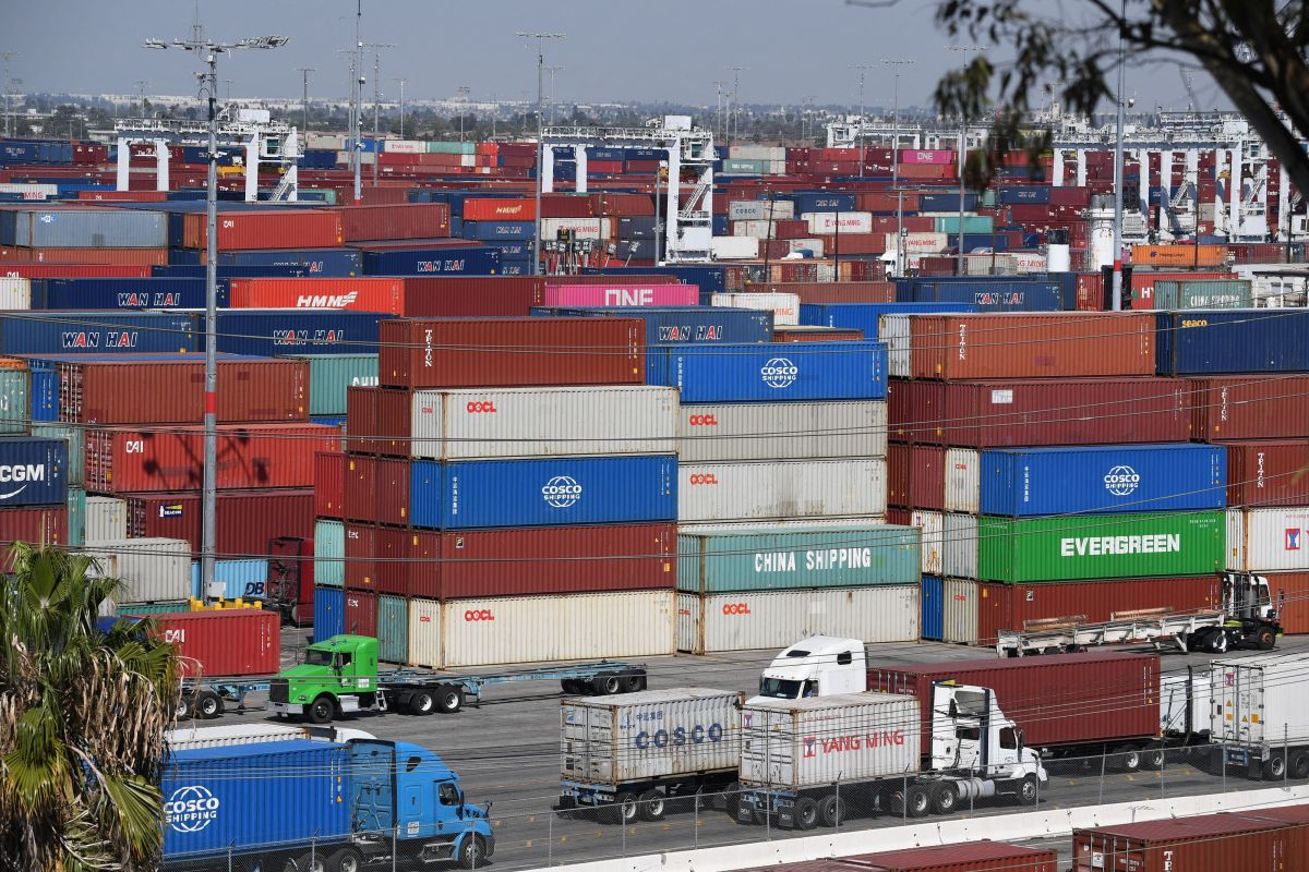 Biden anunció que el Puerto de Los Ángeles trabajará 24 x 7.