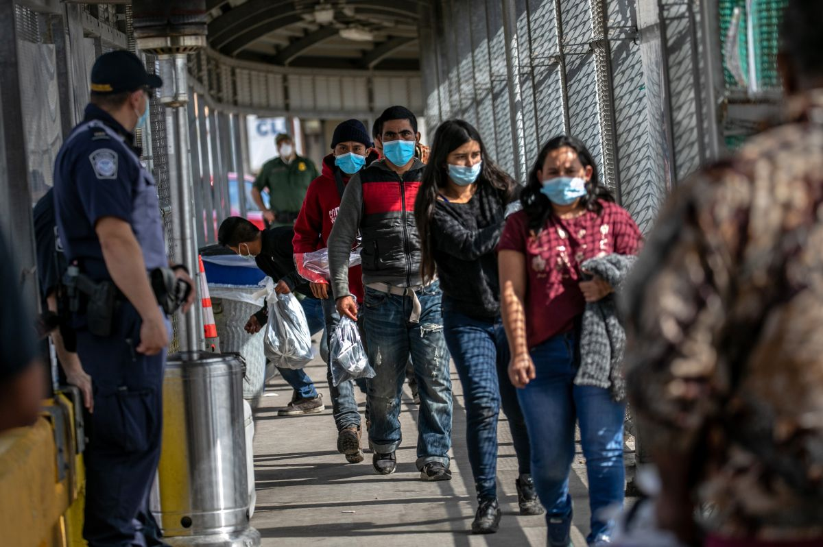 The United States will reopen the border with Mexico and Canada in November for vaccinated people