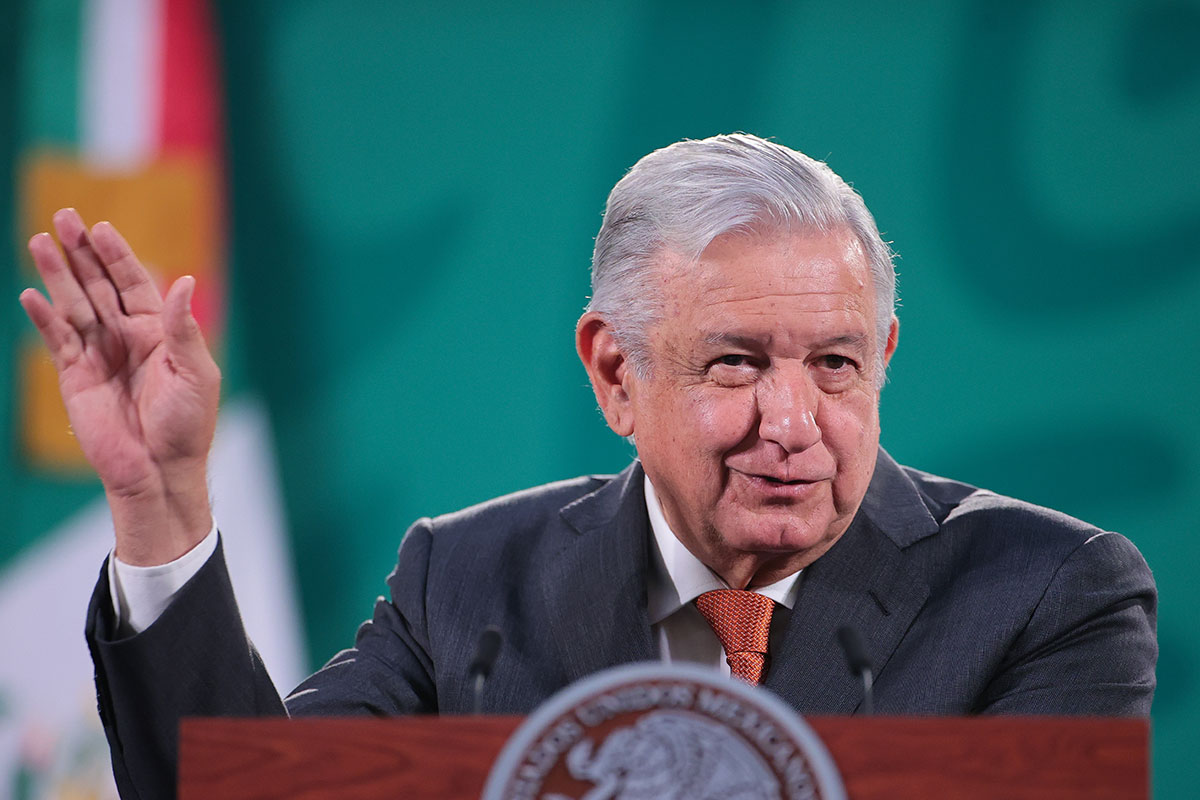 AMLO celebrates the upcoming reopening of the border between Mexico and the United States for non-essential and vaccinated travel