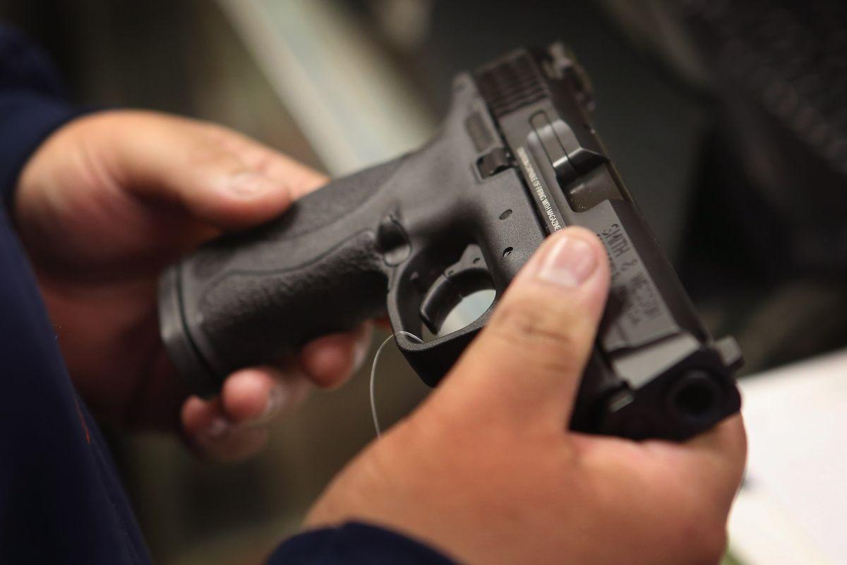 TSA ha confiscado armas de fuego de 4,495 pasajeros.