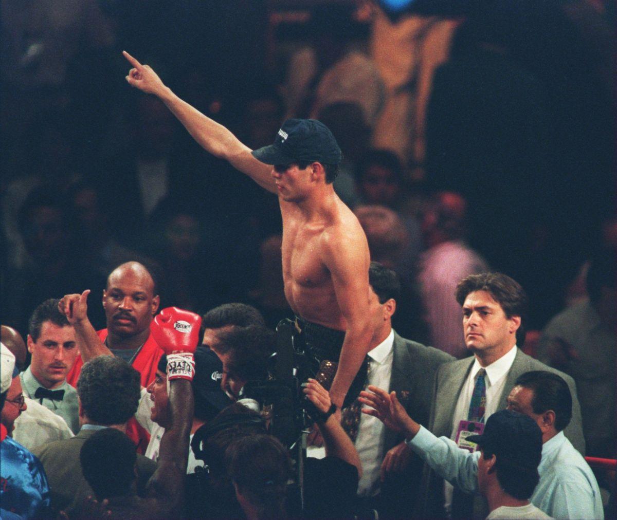 El exboxeador debe pasar por un proceso psicológico y médico en su rehabilitación para poder recibir visitas.