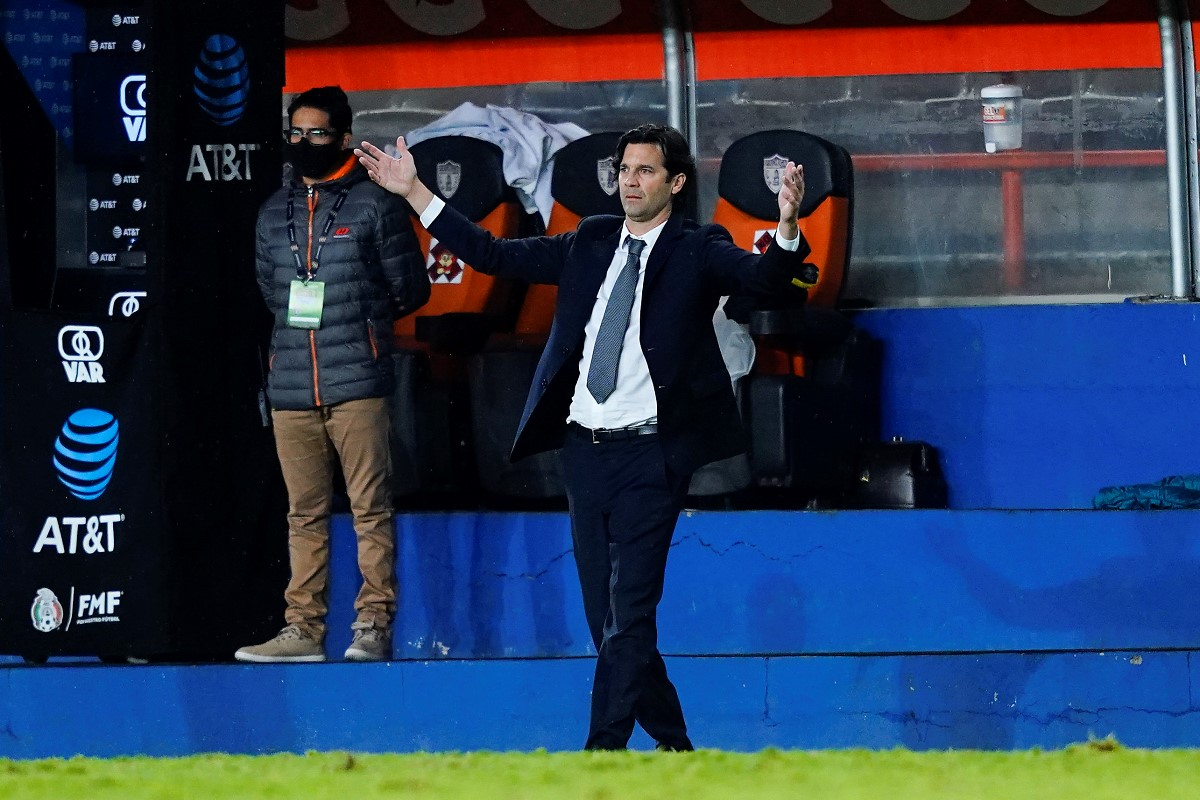 Solari and America turn to youth to face San Luis