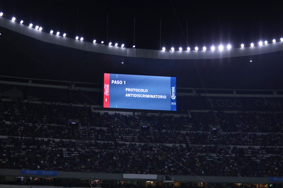 Mexican fans are once again influential: the duel between Mexico and Canada was suspended due to the appearance of the homophobic cry