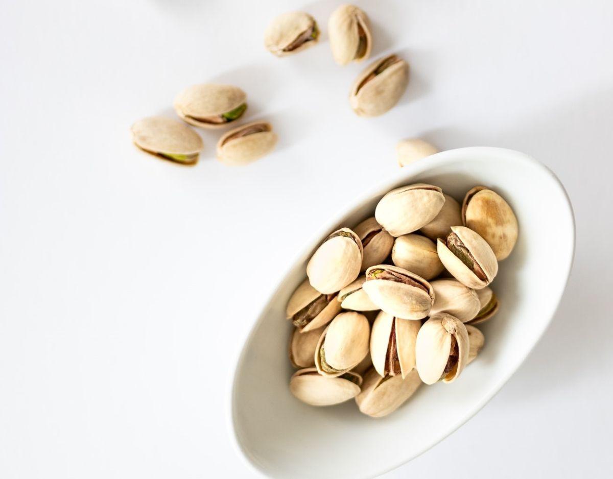 Los pistachos son de las nueces más bajo contenido de calorías.