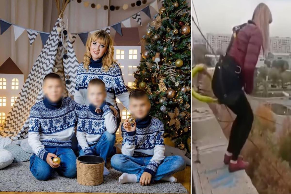 VIDEO: Mamá de 3 niños muere al lanzarse de bungee; error de seguridad le costó la vida