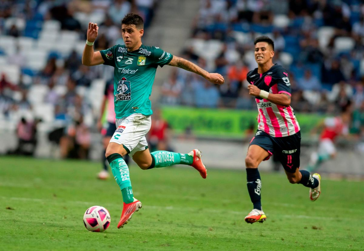 León gave a blow: Rayados fell in Monterrey and complicate his direct position to the Liguilla