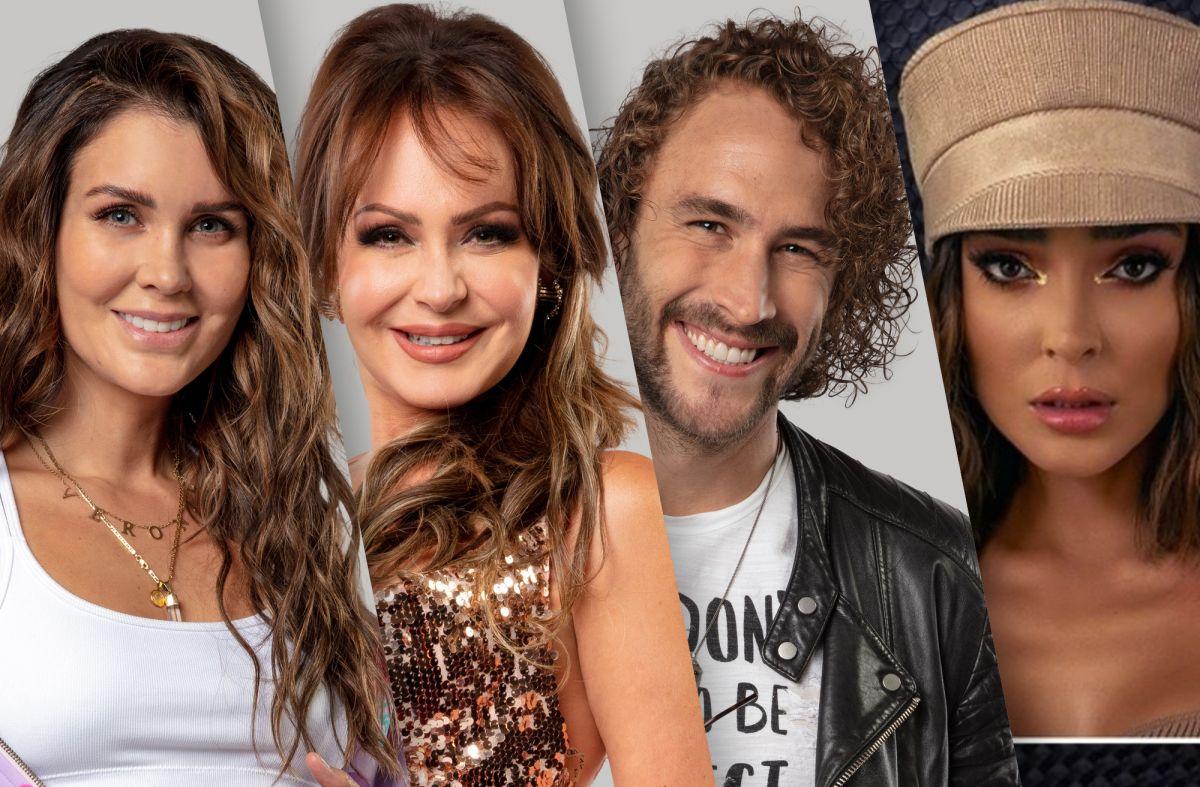 Gaby Spanic in danger of leaving 'La Casa de los Famosos' after new nominations