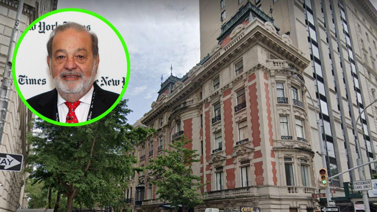 Así es la mansión que Carlos Slim, el hombre más rico de México, habría abandonado por estar embrujada
