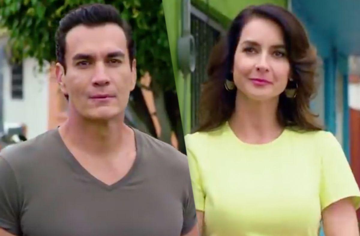 David Zepeda y Susana González en 'Mi Fortuna es Amarte'.