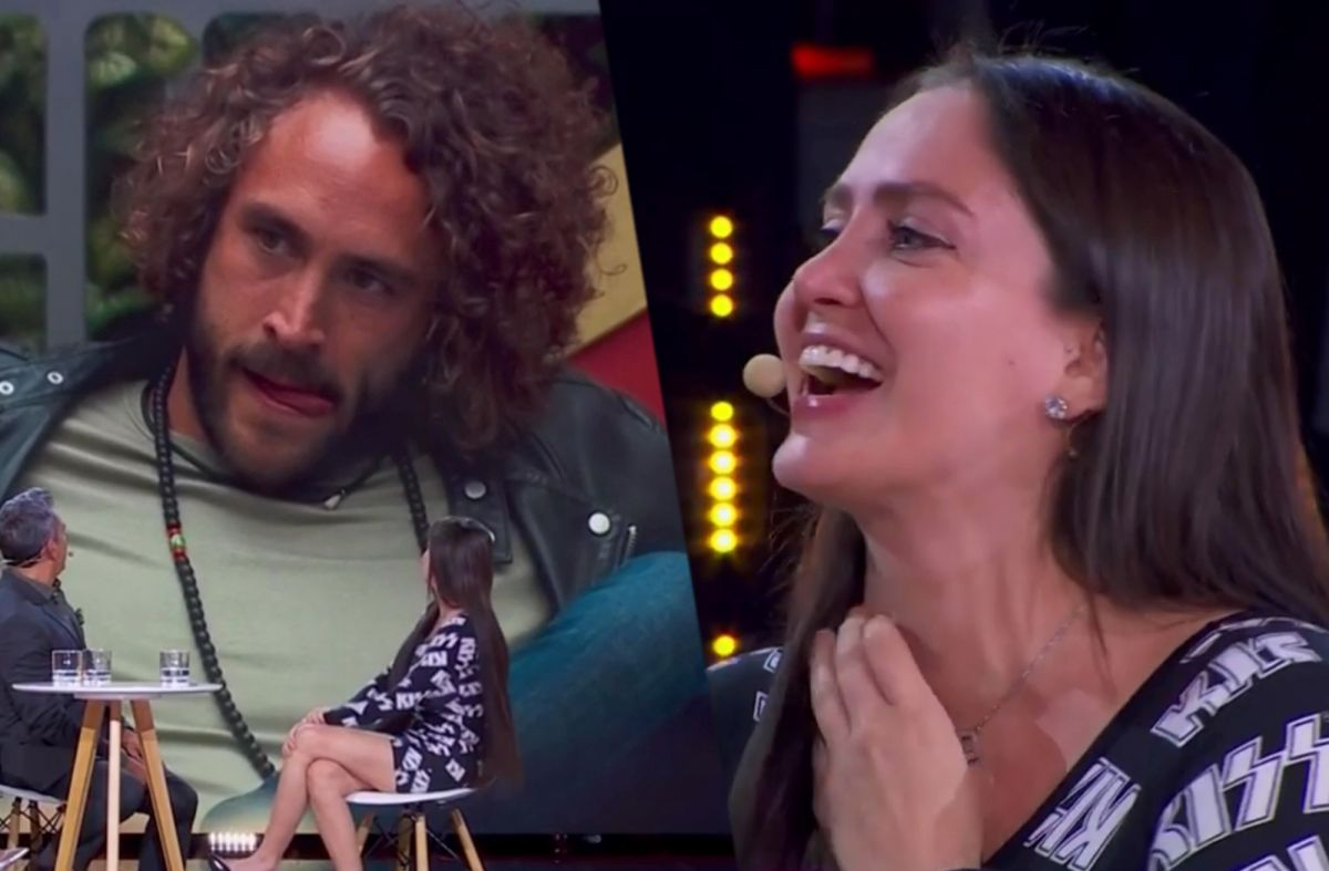 Celia Lora is eliminated from 'La Casa de los Famosos' and releases tremendous bombshell on his way out