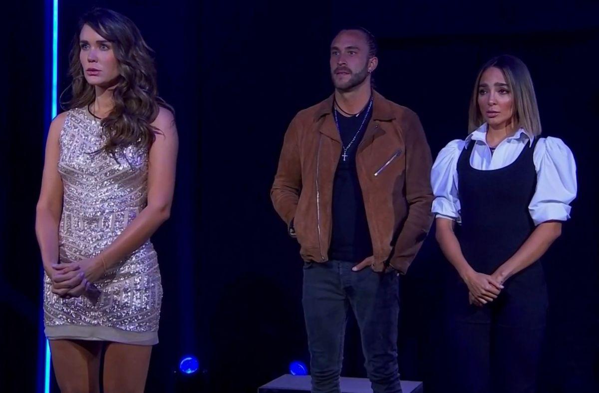 New expelled from 'La Casa de los Famosos' leaves Alicia Machado crying